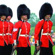 イギリスの衛兵