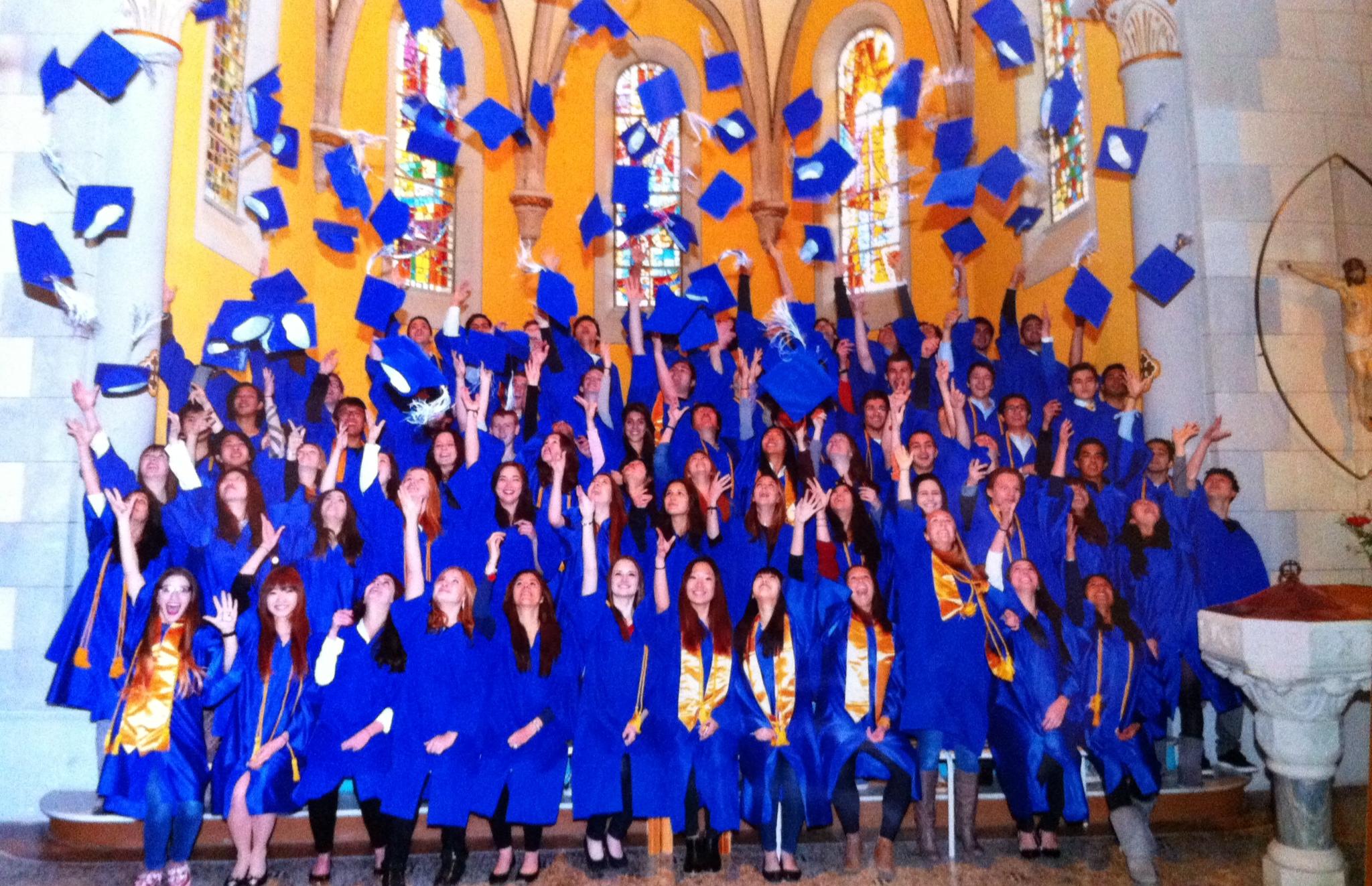 Ayami chan Las graduation